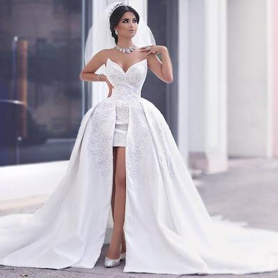 When It Comes To Wedding Dresses For A Abroad We Would Love Hear What Real Bride Thinks Tell Us You Think In The Comments Below