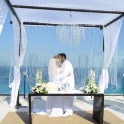 Beach Palace Sky Terrace Ceremony