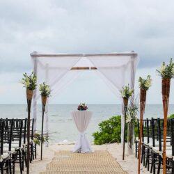 BlueBay Grand Esmeralda Beach Wedding Venue