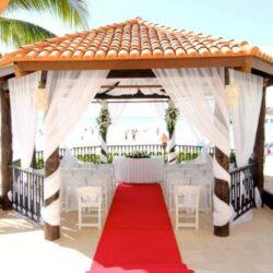 Grand Porto Real Wedding Gazebo