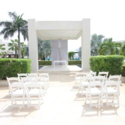 Secrets Maroma Garden Wedding