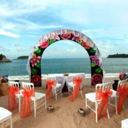 Barcelo Huatulco Beach Wedding