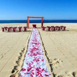 Casa del Mar Beach Wedding