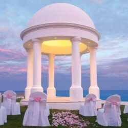 Dreams Los Cabos Wedding at Dusk