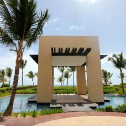 Hard Rock Hotel Punta Cana Wedding Gazebo
