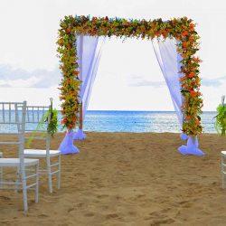 Jamaica Inn Beach Wedding Venue