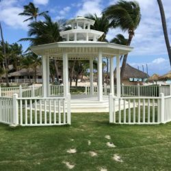 Paradisus Punta Cana Wedding Gazebo