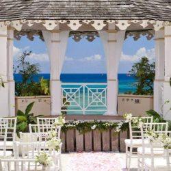 Sandals Royal Plantation Beach Wedding Venue