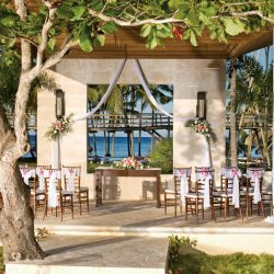 Zoetry Agua Punta Cana Wedding Venue